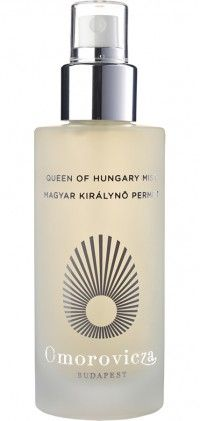 Queen of Hungary Mist. It's pricey, so I save it for special occasions. It's a beautiful facial mist after you've done a chemical toner or peel. Simply lovely.
