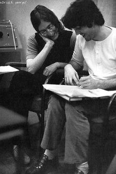 John & Paul in 1968