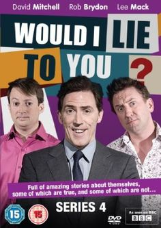BBC Would I Lie To You