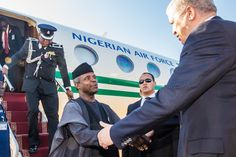 10 Photos From Vice President Osinbajos Official Visit To Algeria