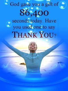 #Thank #God