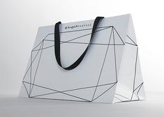 Wacoal | ONE INC. shopping bag PD