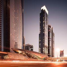 futuristic city by spreephoto.de, via Flickr