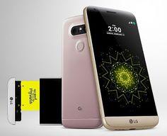 FranMagacine: LG G5, el primer teléfono modular pero menos
