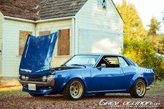 Mandated JDM: John's 22RE 1973 Toyota Celica - The Modified Lifestyle | Revvolution