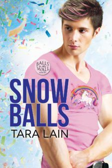 Guest Post and Giveaway: Snow Balls by Tara Lain