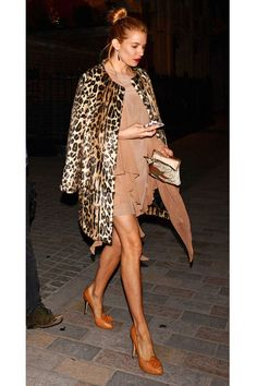 Cat Call: The Best Celebrity Leopard Looks