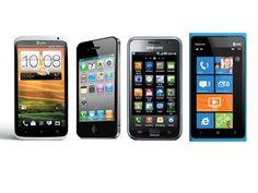 smart phones | Smartphones poderão ter preço 25% menor no Natal, smartphones ...