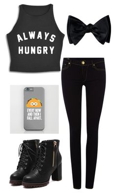 """Untitled #86"" by haileywwe on Polyvore featuring True Religion"