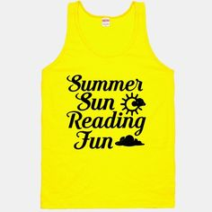 If you love reading in the summer sun, then this design is for you
