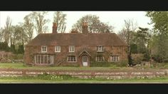 This is the house used in the film of Howards End. I absolutely loved this house, I had a friend who lived nearby and drove past it often, looking in in a stalkerish fash. It's so unpretentious and simple and absolutely beautiful too.