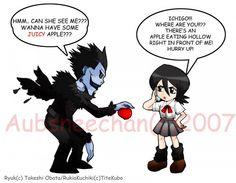 Death Note & Bleach