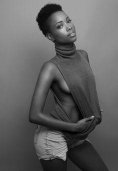 Ebony black females