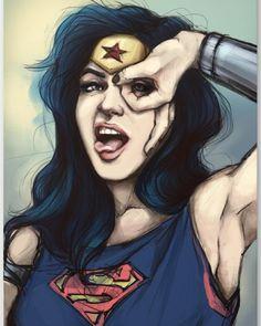 "Polubienia: 650, komentarze: 9 – Superman / Wonder Woman (@dianaandkal) na Instagramie: ""✨The Wonder ✨ #Superman #ClarkKent #Kalel#ManOfSteel#HenryCavill…"""