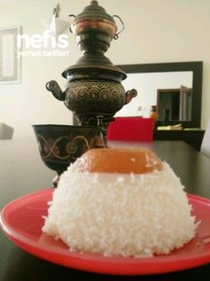 Muhallebili Paşa(denemeyen Kalmasın) Food And Drink, Jar, Desserts, Tailgate Desserts, Deserts, Jars, Postres, Dessert, Drinkware
