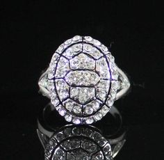 Hehe turtle shell ring :D