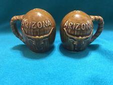 Vintage Arizona Salt and Pepper Shakers