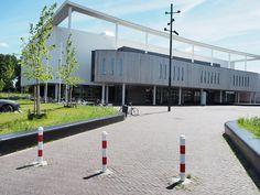 Activiteitencentrum het Punt in Vroomshoop met Falco terreininrichting   Falco BV