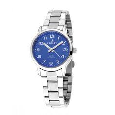 http://unemontretendance.com/1154-montre-acier-argentee-et-bleue-pour-femme-nowley.html