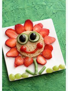 Fruity flower