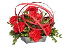 3 Ways to Add Fun and Flair to Holiday Floral Arrangements