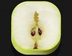 Ta en titt på dette @Behance-prosjektet: \u201cFruit\u201d https://www.behance.net/gallery/10521331/Fruit