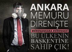 resist government officials #direnankara