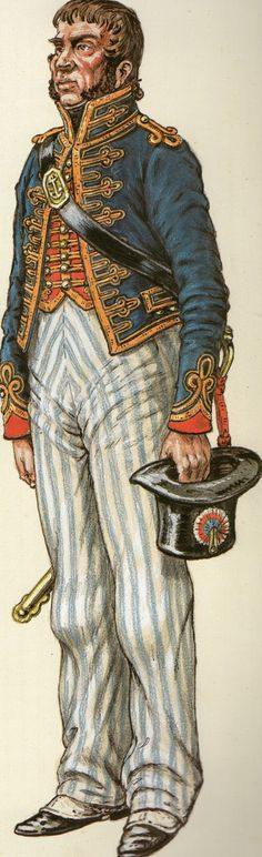 French Napoleonic Sailor