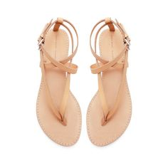 BASIC THONG SANDALS - Woman - New this week - ZARA United States
