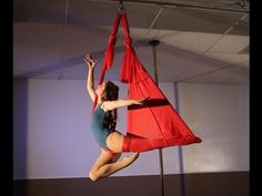 "Stephanie - Hammock at Aeriform Arts Student Showcase ""The Elements"" - YouTube"