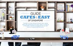 We shared our favourites cafes and best-kept secrets in the West of Singapore previously, and today, we will let you in on our picks from the East. There are