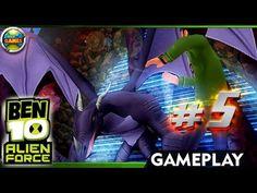 Ben 10: Alien Force The Forest Medieval Part #4 - Walkthrough [PSP/PS2] ...