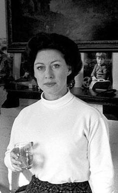 HRH The Princess Margaret
