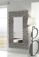 Grand miroirs: modèle SANDRA (argent)