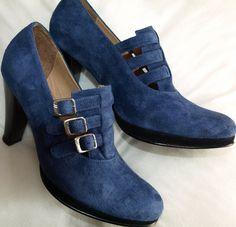 Zapatos en ante by urueña