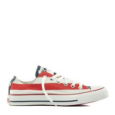 cheap for discount 985bf 72640 All Star Stars   Bars Ox Canvas White Navy
