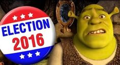 So... Here's Shrek And Donkey Making Thinly-Veiled Comments About The 2016 Presidential Election