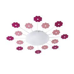 Kinderleuchte mit Nachtlicht-Funktion, Motiv Blume