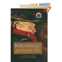 Nathan Hale: Patriot Spy (On My Own Biographies (Pb)): Shannon Zemlicka, Craig Orback: 9780756965488: Amazon.com: Books