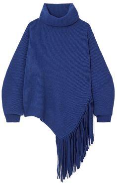 Яг одоо таны шүүгээнд байх ёстой хувцас: Дөрвөлжин хээтэй ноосон загварууд | Buro 24/7 Square Toe Boots, Pleated Maxi, Knit Fashion, Wide Leg Jeans, Blue Sweaters, Stella Mccartney, Wool Blend, Knitwear, Cashmere