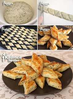 Muffin Cookies Recipe in the Mouth pies pies recipes dekorieren rezepte Cookie Recipes, Dessert Recipes, Yummy Recipes, Muffins, Biscuits, Tea Time Snacks, Recipe Sites, Turkish Recipes, Cake Cookies