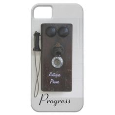 Progress iPhone 5 Case from Zazzle $42.30