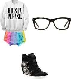 """hipster outfit"" by heyheyitsaj on Polyvore"