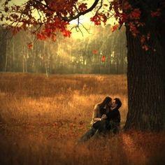 autumn kisses