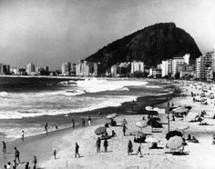 Copacabana, Rio de Janeiro, Brazil - 1939 - AP Images