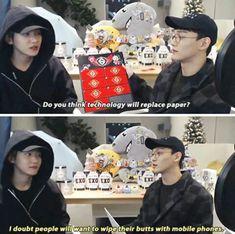 Baek didn't saw this answer comming