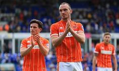 Blackpool's plummet to League Two confirmed by thrashing at Peterborough Peterborough United, Blackpool, Sumo, The Unit, Wrestling, Football, Sports, Lucha Libre, Soccer