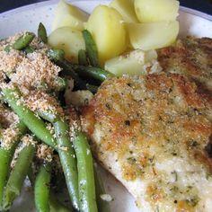 Rezept Krustenfisch von sabri - Rezept der Kategorie Hauptgerichte mit Fisch & Meeresfrüchten