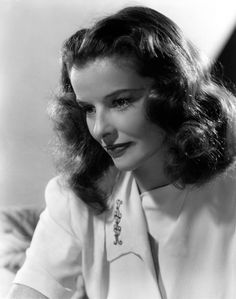 Katharine Hepburn, photo by Clarence Sinclair Bull