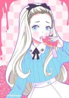 Imagem de cute, kawaii, and anime